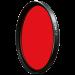 B+W Filtro serie F-PRO MRC 090 Rosso medio 49mm